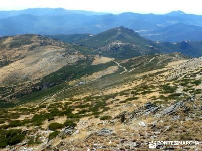 Pico Santuy; El Cerrón; excursion fin de semana; club de montañismo madrid naturaleza viajes